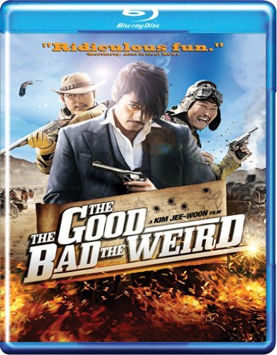 Good The Bad & The Weird Good The Bad & The Weird Blu Ray Ws Kor Lng R