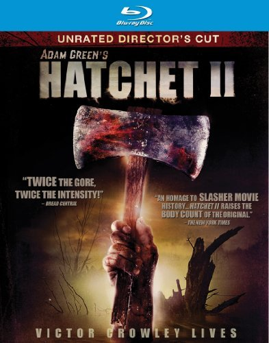 Hatchet 2 Harris Hodder Blu Ray Ws R