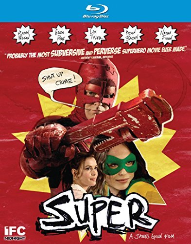 Super Wilson Page Bacon Tyler Blu Ray Ws Nr
