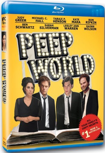 Peep World Hall Silverman Wilson Blu Ray Ws Nr