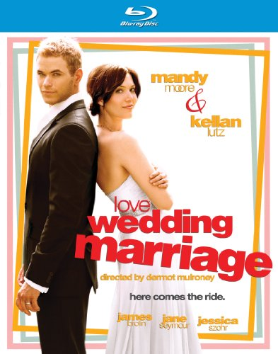 Love Wedding Marriage Moore Lutz Szohr Blu Ray Ws Pg13