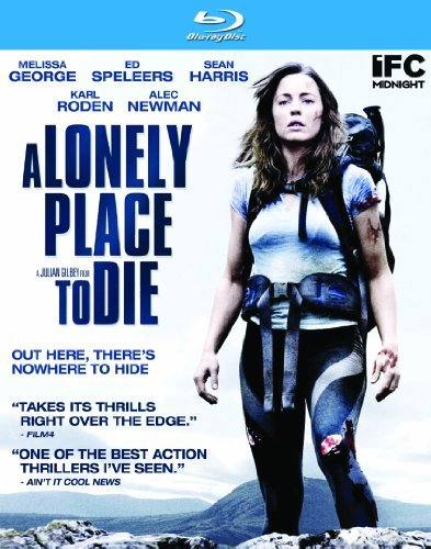 Lonely Place To Die Lonely Place To Die Blu Ray Ws R