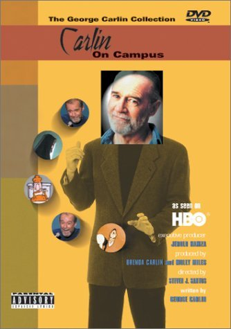 George Carlin Carlin On Campus Nr