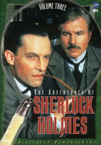 Vol. 3 Blue Carbuncle Copper B Adventures Of Sherlock Holmes Nr