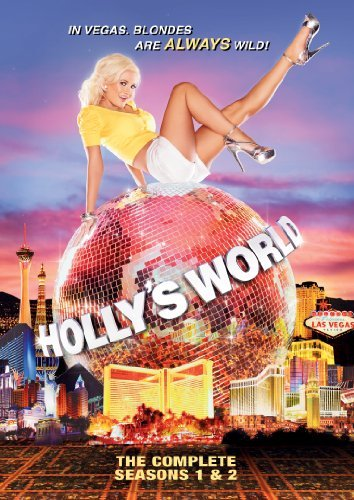 Holly's World Holly's World Seasons 1 2 Nr 3 DVD