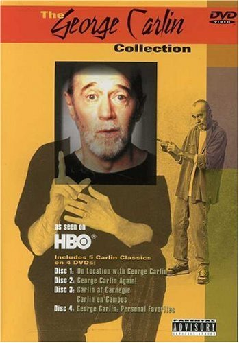 George Carlin Carlin Collection Nr 5 DVD