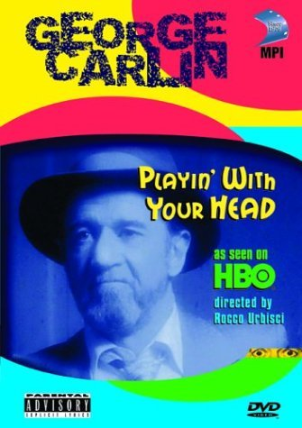 George Carlin Playing With Your Head Nr