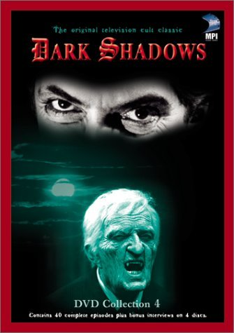 Dark Shadows Set Four Bw Nr 4 DVD