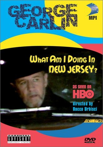 George Carlin What Am I Doing In New Jersey Nr