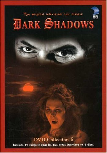 Dark Shadows Set Six Bw Nr 4 DVD