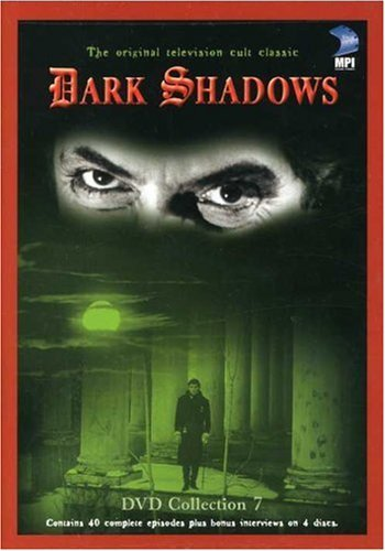 Dark Shadows Set Seven Clr Nr