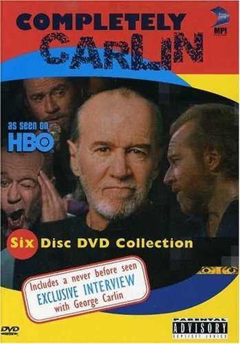 George Carlin Completely Carlin Clr Nr 6 DVD