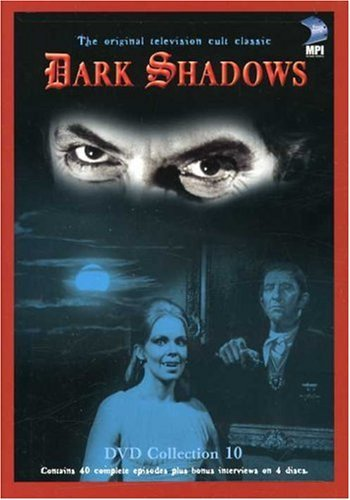 Dark Shadows Collection 10 DVD Nr