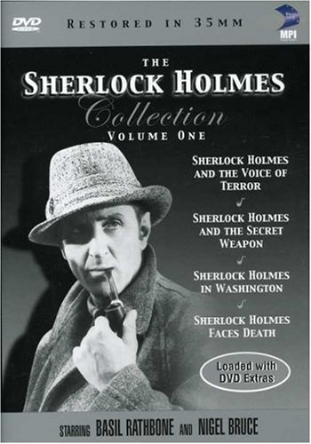 Sherlock Holmes Collection Vo Sherlock Holmes Collection Nr 4 DVD