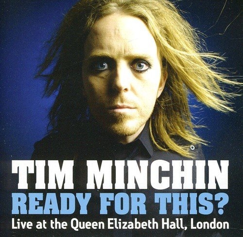 Tim Minchin Ready For This Import Aus