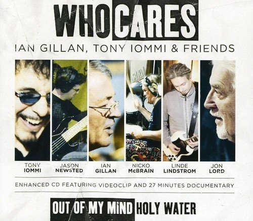 Who Cares Out Of My Mind Holy Water Import Aus