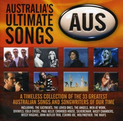 Australias Ultimate Songs Australias Ultimate Songs Import Aus 2 CD Set