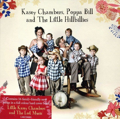 Kasey Chambers Little Kasey Chambers & The Lo Import Aus CD Set + Book