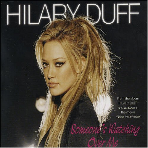 Hilary Duff Someone's Watching Over Me Import Aus