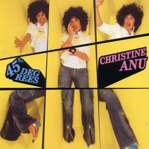 Christine Anu 45 Degrees Import Aus CD Album