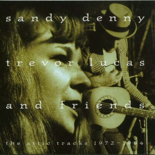 Denny Lucas Attic Tracks 1972 84 Incl. 20 Pg. Booklet