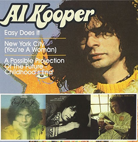 Al Kooper Easy Does It New York City (yo