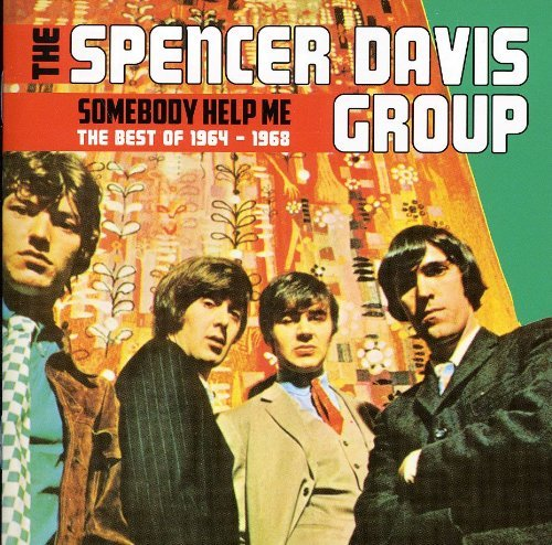 Spencer Group Davis Somebody Help Me The Best Of
