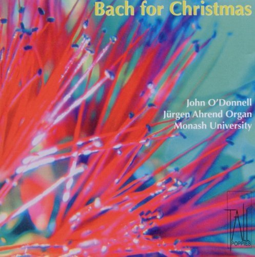 John O'donnell Bach For Christmas Import Aus