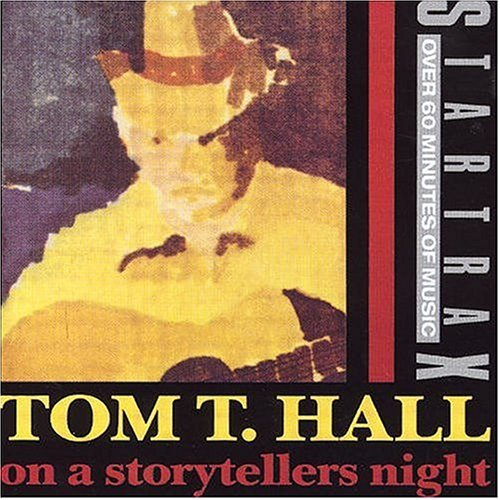 Tom T. Hall On A Storyteller's Night Very Import Aus