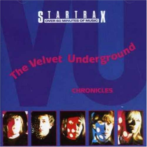 Velvet Underground Chronicles Import Aus