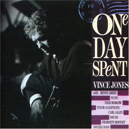 Vince Jones One Day Spent Import Aus