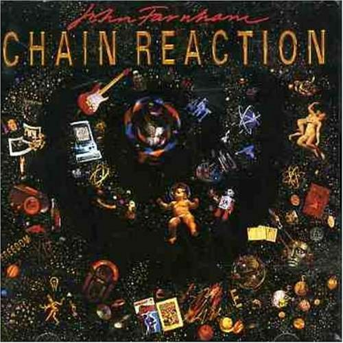 John Farnham Chain Reaction Import Aus