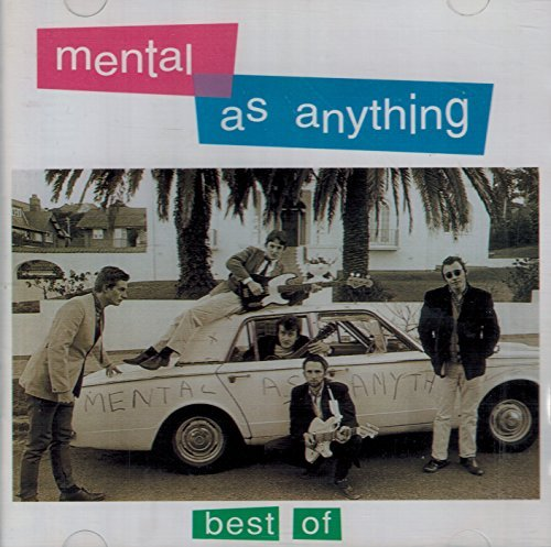 Mental As Anything Best Of Mental As Anything Import