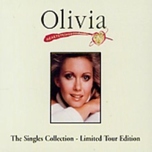 Olivia Newton John Singles Collection 1971 92 Import Aus