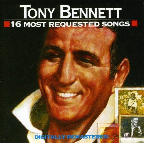 Tony Bennett 16 Most Requested Import Aus