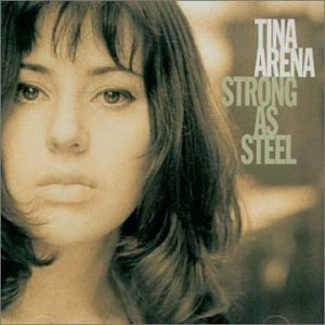 Tina Arena Strong As Steel Import Aus