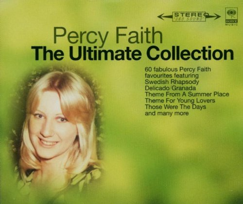Percy Faith Ultimate Collection Import Aus
