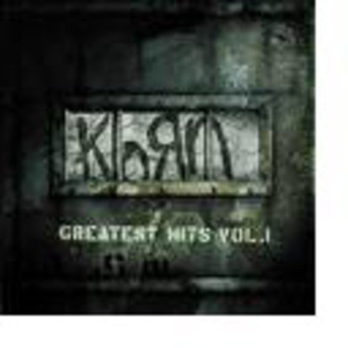 Korn Greatest Hits Import Aus