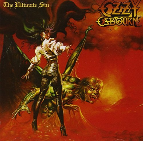 Ozzy Osbourne Ultimate Sin Import Aus