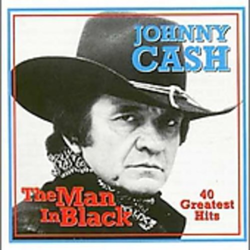 Johnny Cash Man In Black Import Aus Man In Black