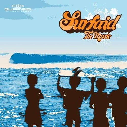 Surfaid The Music Surfaid The Music Import Aus
