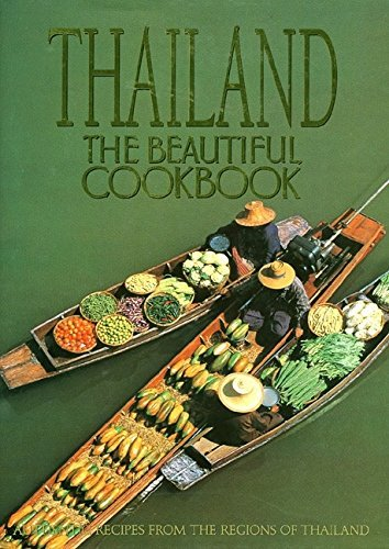 Panurat Poladitmontr Thailand The Beautiful Cookbook