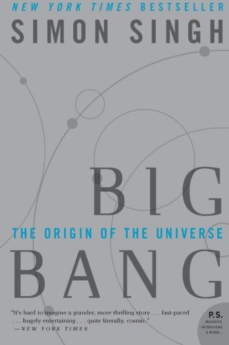 Simon Singh Big Bang The Origin Of The Universe