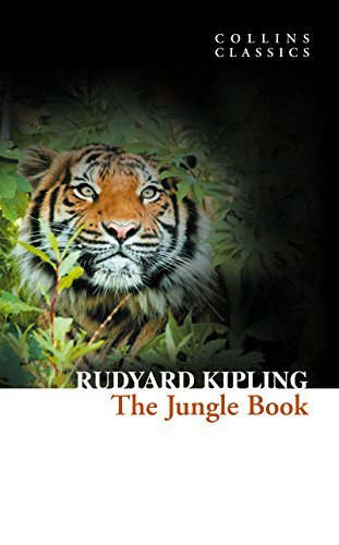 Rudyard Kipling The Jungle Book (collins Classics)