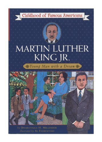 Dharathula H. Millender Martin Luther King Jr. Young Man With A Dream