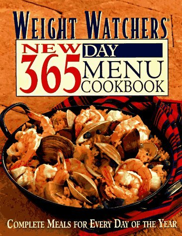 Weight Watchers Inc. New 365 Day Menu Cookbook Complet