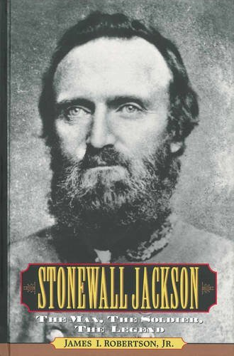 James I. Robertson Stonewall Jackson