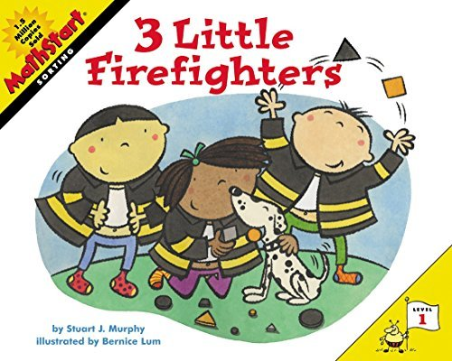 Stuart J. Murphy 3 Little Firefighters