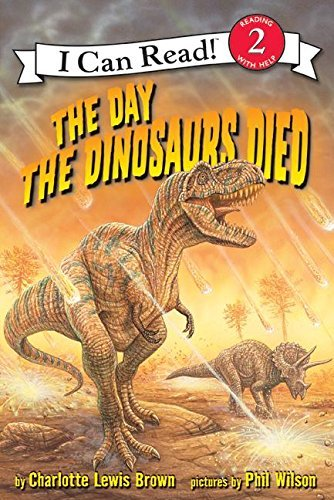 Charlotte Lewis Brown The Day The Dinosaurs Died