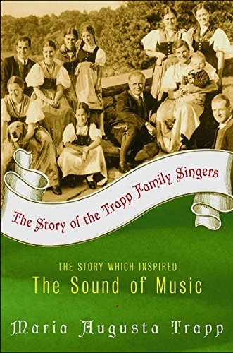 Maria Augusta Trapp The Story Of The Trapp Family Singers